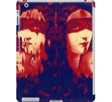 Sisters Red iPad Case/Skin