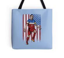 Dempsey USA flag Tote Bag
