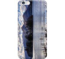 Derwent Island in March 2013 iPhone Case/Skin