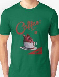 <3 coffee Unisex T-Shirt