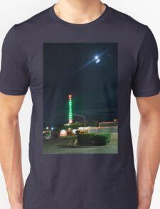 Motel in the moonlight Unisex T-Shirt