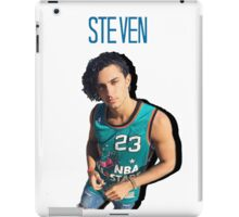 Steven Kelly - NBA jersey iPad Case/Skin