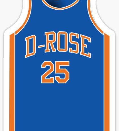D-ROSE Sticker