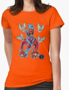 Summoner Matriarch Womens Fitted T-Shirt