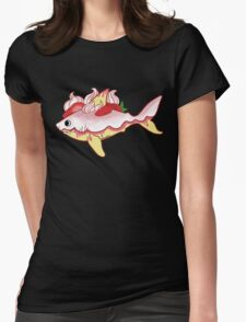Strawberry Shortcake Porbeagle Womens Fitted T-Shirt
