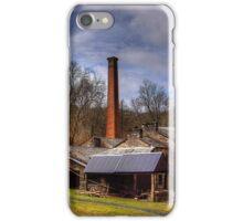 Stott Park Bobbin Mill iPhone Case/Skin
