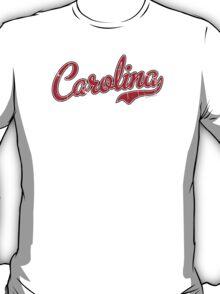 Carolina Script Garnet VINTAGE T-Shirt