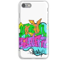 Urban Graffiti iPhone Case/Skin
