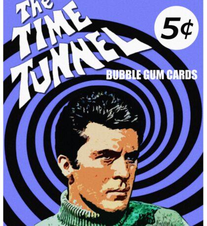 Time Tunneler Sticker