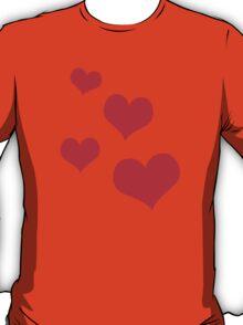 Beautiful hearts T-Shirt