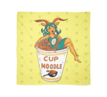 Ms. Cup A Noodle Scarf