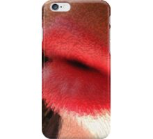 Lips Cube II iPhone Case/Skin