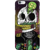 Life-Form After Death iPhone Case/Skin
