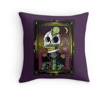 Life-Form After Death Throw Pillow