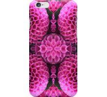 Dahlia Bloom iPhone Case/Skin