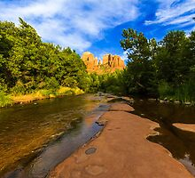 Up the Creek by BGSPhoto