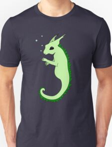 Fantasy Cartoon Sea Squirrel Unisex T-Shirt