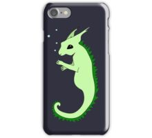 Fantasy Cartoon Sea Squirrel iPhone Case/Skin