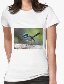 Bluewren Womens Fitted T-Shirt