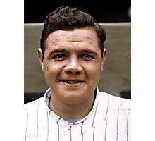 Babe Ruth, ca. 1920 Photographic Print