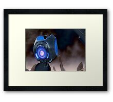 Halo - Lost Oracle Framed Print