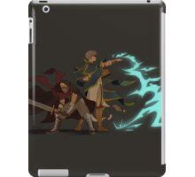 Mage and His Knight iPad Case/Skin