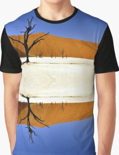 Desert Stripes Graphic T-Shirt