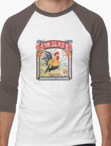 Firecracker Label Men's Baseball ¾ T-Shirt