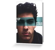 Steven Kelly - Stop & Stare Greeting Card