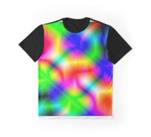 tie die Graphic T-Shirt