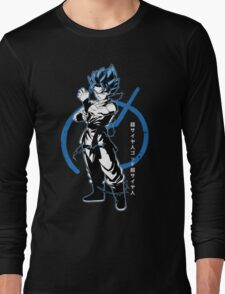 Super Saiyan Trunks - RB00015 Long Sleeve T-Shirt