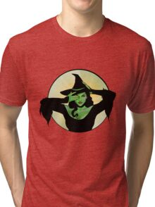 Wicked Witch of the West Tri-blend T-Shirt