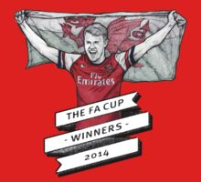 Ramsey FA cup winners Kids Clothes
