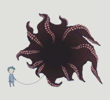 Fathomless Nightmare Monster by hellodearey