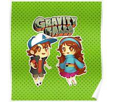 Gravity Falls Cuties Poster