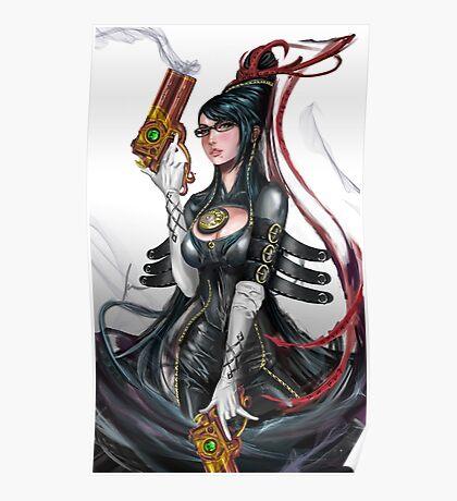 Bayonetta  Poster