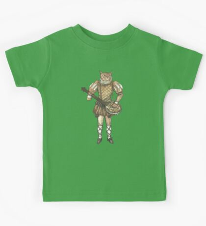 Banjo Cat Kids Tee