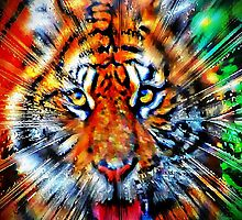 TIGER by MichaelDTaylor