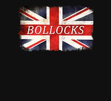 BOLLOCKS!! Women's Fitted Scoop T-Shirt