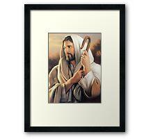 Jesus, Lord God Framed Print