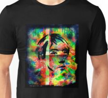 EYES WIDE OPEN... (2of4)  by The Spilt Ink Unisex T-Shirt