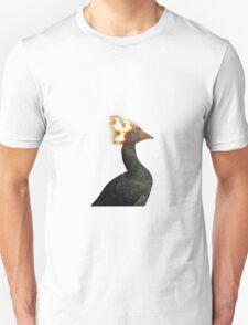 Goose on Fire Meme Unisex T-Shirt