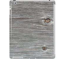 'Eye Wood' The Accidental Pilgrim iPad Case/Skin