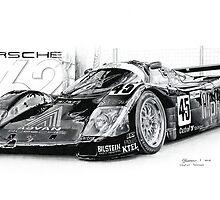 Porsche 962 by Swenson750