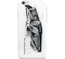 Porsche 962 iPhone Case/Skin
