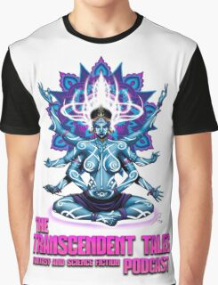 Transcendent Tales Podcast Graphic T-Shirt