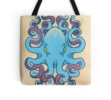 Twisted Tentacles Tote Bag