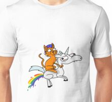 Uni-Cat Unisex T-Shirt
