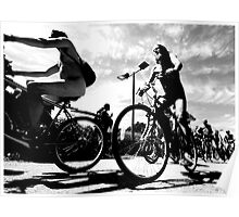 Naked Bike Ride  Poster