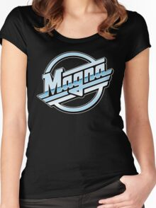 Magna // Charlie Day // Original High Quality Women's Fitted Scoop T-Shirt